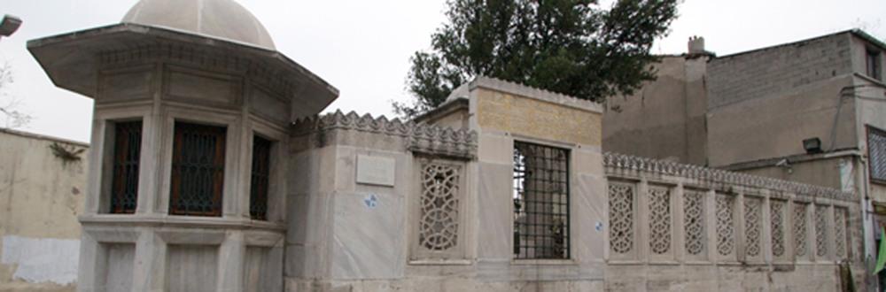 Tumba de Sinan ibn Adülmennan - 1
